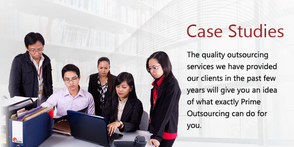 outsourcing case study australia Check out our outsourcing case studies to see how other companies have utilized wns' bpm services to achieve their business and industry objectives.