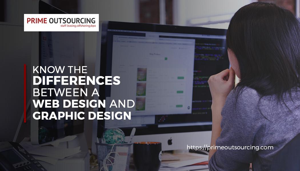 web design vs graphic design